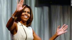 http://www.presenciarddigital.net - Michelle Obama baila con un nabo a favor de una sana alimentación