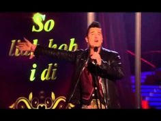 Andreas Gabalier - So liab hob i di 2012 - YouTube