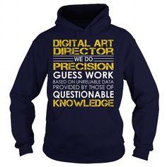 Digital Art Director - Job Title T-Shirts, Hoodies (39.99$ ==► Order Shirts Now!)