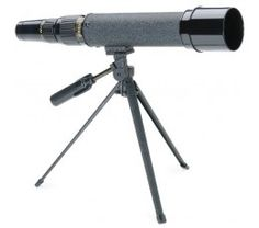 Bushnell Sportview 15-45x50 Spotting Scope with Tripod and Case
