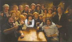 This is amazing!! #LOTR cast