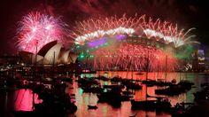Silvester-Spektakel in Sydney: So gehtFeuerwerk