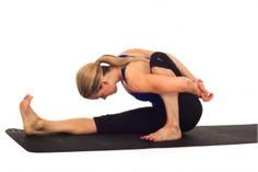 3 Yoga Moves for the Worst Cramps (PMSing) of Your Life!