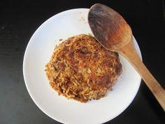 Tacu Tacu: Peruvian Refried Beans and Rice