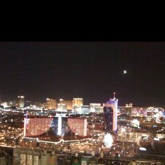 Las Vegas--have been here many times. Did some gambling but lots more to do in area--Hoover Dam, skiing, antiquing,etc.