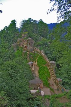 Rudkhan Castel Photo by Pedro Abr — National Geographic Your Shot