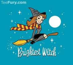 This is our collection of cute, funny, punny, parody, and mashup tees to make you laugh. Shop a variety of funny shirt designs today at TeeFury. Best Cartoons Ever, Cool Cartoons, Bewitched Tv Show, Bewitched Elizabeth Montgomery, Aladdin Movie, Which Witch, Pun Shirts, Witch Aesthetic, Funny Puns
