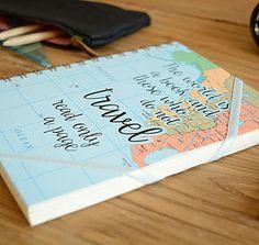 Diario de viaje. Lookbook Bon Voyage.