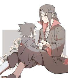 Itachi e Sasuke Naruto Shippuden, Boruto, Naruto Cute, Anime Naruto, Akatsuki, Ninja, Sasuke And Itachi, Naruto Teams, Naruto Series
