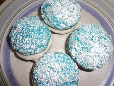 Soft & Creamy Homemade Gooey Butter Blue Velvet Whoopie Pie (Choice of Quantity)