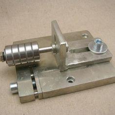 Manual leather splitter machine