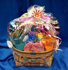 summer raffle basket ideas | Names for Themed Raffle Baskets