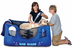 I'm pretty sure I need this for Emmett since he gets a little crazy when it's bath time