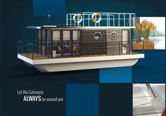 Apartboat