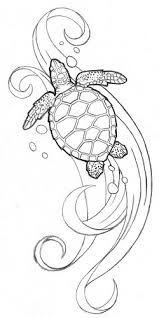 simple sea tattoos - Google Search