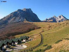 Mount Durmitor National Park Montenegro
