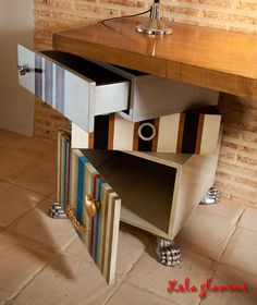 Table for the office. Mesa para trabajar en el despacho #creativity #design
