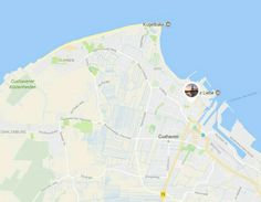 Cuxhaven Karte