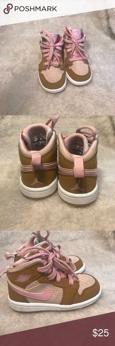 Toddler Air Jordan 1 EUC! Lola Bunny Air Jordan 1 Air Jordan Shoes Sneakers