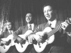 Trio Los Panchos - nuestro amor -