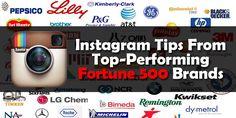 Instagram Strategies of Fortune 500 Brands