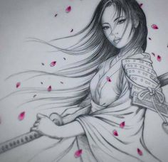 Gheisha warriors - Gheisha warriors The Effective Pictures We Offer You About diy home decor A quality picture can te - Geisha Drawing, Samurai Drawing, Samurai Art, Geisha Tattoos, Geisha Tattoo Design, Japanese Geisha Tattoo, Japanese Tattoo Designs, Japanese Art, Japanese Tattoos