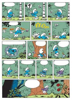 Choose your favorite Smurfs Comic Book. Read and laugh! Creative Kids, Creative Writing, Story Sequencing, Teen Christmas Gifts, My Little Pony Drawing, Ways Of Learning, French Lessons, Elementary Schools, Smurfs