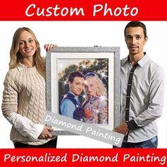 DIY Diamond Painting custom photo
