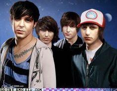 Familiar looking Emo boys.