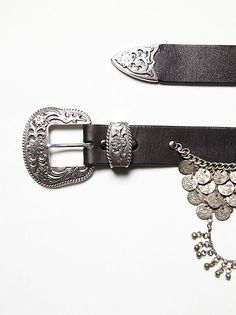 B-low the Belt Bri Bri Leather Belt at Free People Clothing Boutique