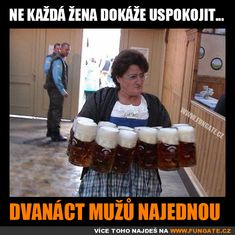 I was at Oktoberfest in Munich, And I still wonder how those women carried all that beer, that many mugs. Funny Photos, Funny Images, Server Life, Demotivational Posters, Esfj, 12th Man, Adult Humor, I Laughed, Laughter