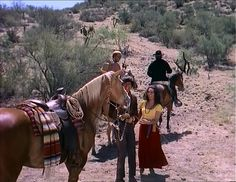 The High Chaparral, Leif Erickson (Big John Cannon), Cameron Mitchell (Uncle Buck Cannon), Linda Cristal (Victoria Montoya Cannon), Mark Slade (Billy Blue Cannon), Henry Darrow (Manolito Montoya), Rudolfo Acosta (Vaquero), Don Collier (Sam Butler), Bob Hoy (Joe Butler), Roberto Contreras (Pedro Carr), Jerry Summers (Ira Bean), Ted Markland (Reno)