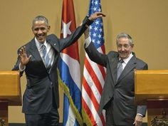 """3/31/2016 Cuban State Media """"Negro""""Obama""""Incited Rebellion and Disorder"""".The Havana Tribune,a state controlled Cuban Newspaper,has added insult to injury following Fidel Castro's scathing criticism of President Obama upon his departure from the island.The article entitled""""Negro,Tu Eres Sueco""""which roughly translates to """"Black Man,Are you Dumb?"""" The editorial calls him a negro several times.In Cuba Negros are considered second class citizens,to the government the black person is a thief,a…"""