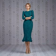 Ulyana Sergeenko dress from Spring - Summer 2014 collection