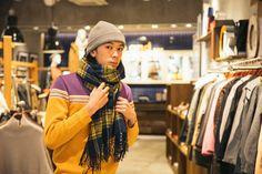 あの人が選ぶホリデーショッピングリスト。 SELECTOR:06 髙橋義明 [MEN'S NON-NO] | 特集 | ニコアンド(niko and ...) Niko And, Winter Hats, Model, Fashion, Moda, Fashion Styles, Scale Model, Fashion Illustrations