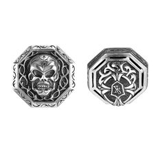 Day #27 Feature: Scott Kay makes awesome skull themed jewelry. Like these cuff links we are totally digging for Halloween this year! style GC2447SPM. Win one of $25,000 worth of Scott Kay fashion jewelry pieces! Enter at www.stevepadisjewelry.com/scottkay31days #31daysofscottkay