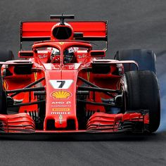 Kimi Raikkonen was fastest for Ferrari on the final day of 2018 pre-season testing in Barcelona. Mercedes and Red Bull opted against unleashing their full potential in testing, but the truth will be revealed in 2 weeks at the 2018 Aus GP. #F1 #Formula1 #ScuderiaFerrari  #SF71H #KimiRaikkonen #Kimi7