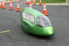 Greenspeed trike... Velo mobile shell