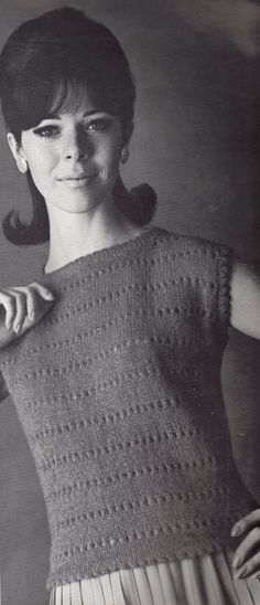 Fleisher, Bear Brand, Botany:  Shells and Vests for Every Occasion to Knit and Crochet
