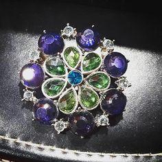 Reposting @mrsbakersvintagelife: Blue, Green and Turquoise Faceted Crystal Pewter Brooch on my Etsy shop ✨ http://crwd.fr/2z7sToz #etsy #etsyshop #vintageetsy #etsyvintage #etsyseller #jewellery #jewel #jewelrygram #jewelryaddict #jewelry #fashion #style #stylish #jewellery #instagood #shopsmall #