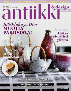 Antiikki & Design 8/2018. Photo Pia Inberg