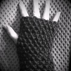 The Hobbit Movie knit gloves pattern