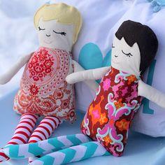 Black Apple baby dolls (tips)