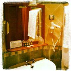 Detalle baño @Hotel Rural Los Molinillos