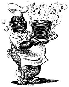 drawing by Robert Crumb