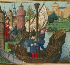 Cogs, Ship Art, Water Crafts, Ark, Ikon, Saint, Bourbon, Sailing Ships, Surrealism