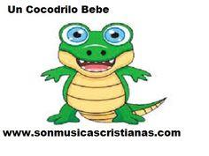Un Cocodrilo Bebe