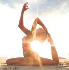 Wake up with the sun. #yoga #yogi #om