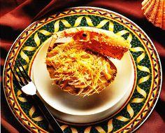 Miniconchas de langosta by www.vinosyrecetas.com