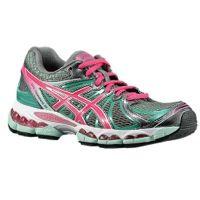 ASICS® Gel - Nimbus 15 - Women's - Grey / Pink